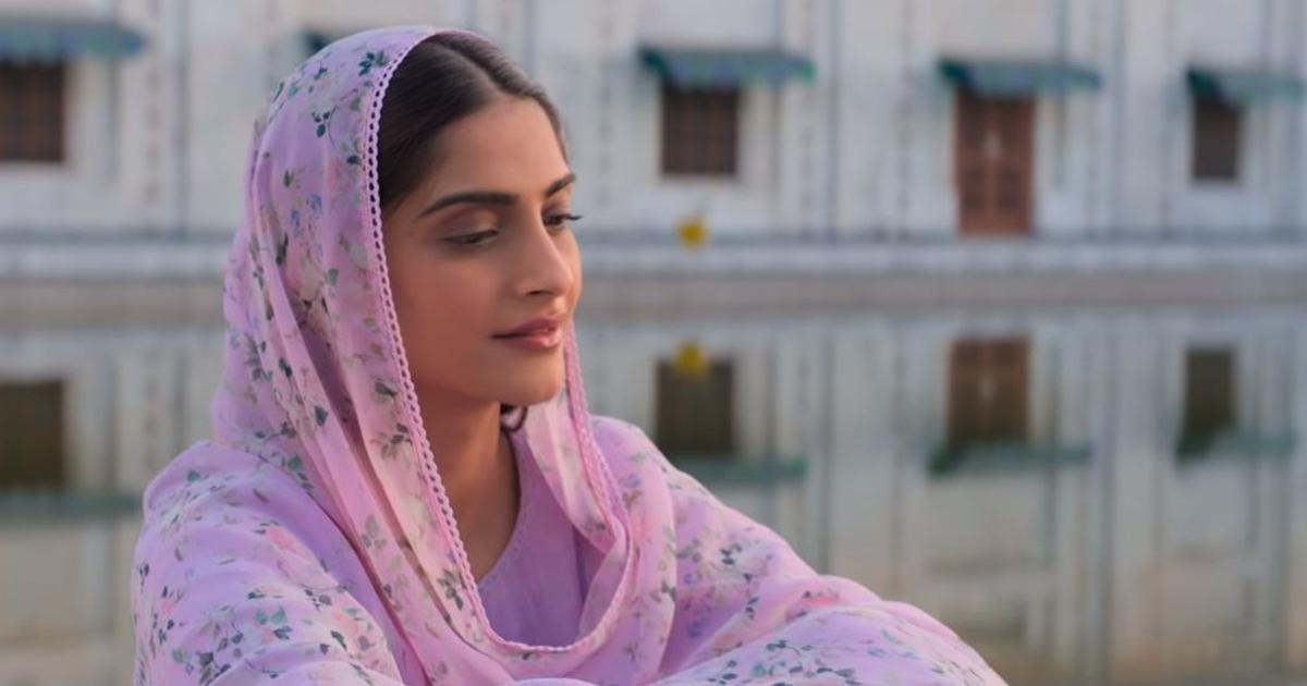 Sonam Kapoor's Look in Ek Ladki ko Dekha to Aisa Laga