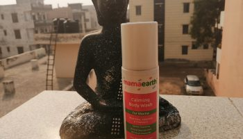 MamaEarth Calming Body Wash| Review