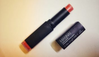 Manna Kadar Liplocked Priming Lipstick Lust| Review & Swatch