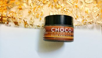 MCaffiene Choco Caffeine Glow Face Pack Review