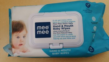 Mee Mee Baby Wipes Review