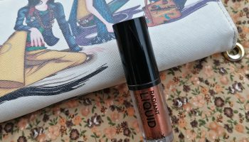 Nicka K Radiant Liquid Eye Shadow (Earthly Bronzite)| Review & Swatch
