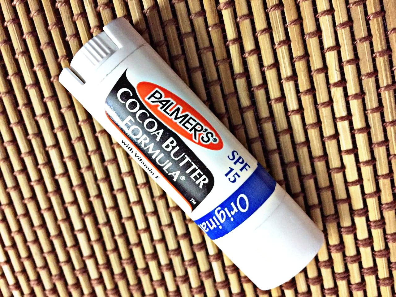 Palmer's Cocoa Butter Lip Balm Review