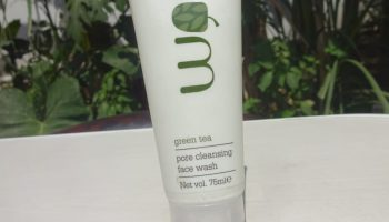 Plum Green Tea Pore Cleansing Face Wash|Review