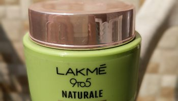 Lakme 9 to 5 Naturale Night Cream|Review
