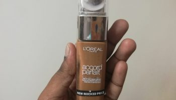 L'Oreal Paris True Match Super-Blendable Foundation (N6 Honey)|Review
