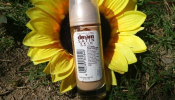 Maybelline Dream Satin Skin Finish Liquid Foundation Review