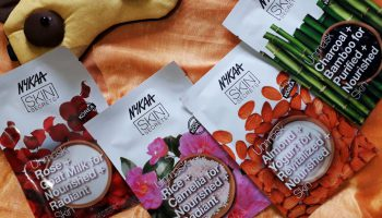 Nykaa Skin Secret Sheet Masks| Review