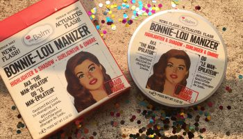 TheBlam Bonnie-lou Manizer  Review & Swatch