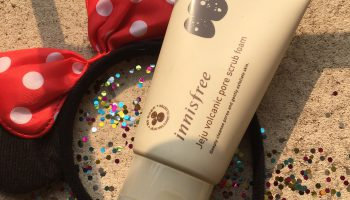 Innisfree Jeju Volcanic Pore Scrub Foam| Review