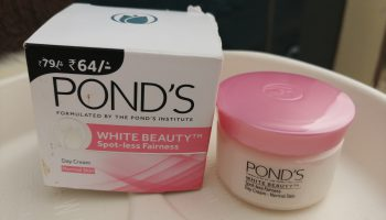Pond's White Beauty Spot-less Fairness Day Cream| Review