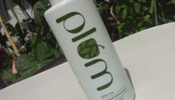 Plum Green Tea Shower Gel| Review