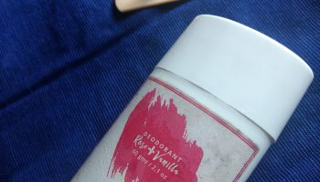 Vilvah Natural Deodorant Rose and Vanilla| Review