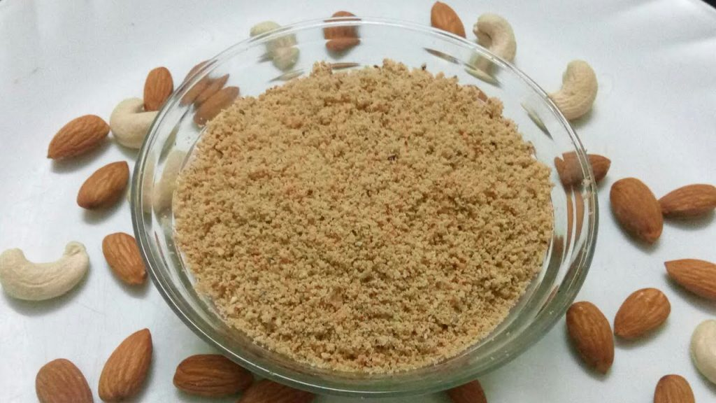 Dry Fruit Powder Recipe for Babies