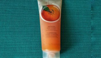 The Body Shop Satsuma Body Sorbet|Review