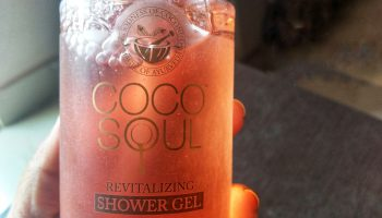 Coco Soul Revitalizing Shower Gel| Review