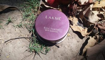 Lakme Rose Powder with Sunscreen|Review