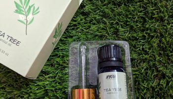 Nykaa Naturals Pure Essential Tea Tree Oil|Review