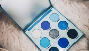 ColorPop Blue Moon Palette| Review & Swatches