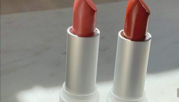 MAC Loud & Clear Lipsticks (Sugar Sweet Cameo & Sugar Dadda) Review & Swatches