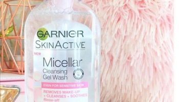 Garnier Skin Natural Micellar Cleansing Water|Review