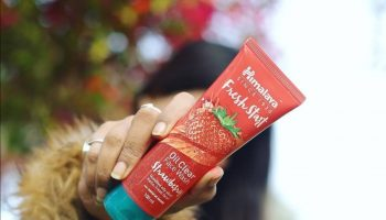 Himalaya Fresh Start Oil Clear Face Wash (Strawberry)| Review