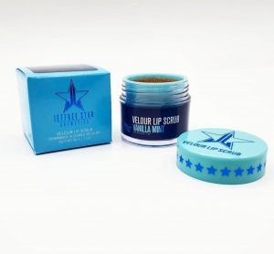Jefree Star Velour Lip Scrub (Vanilla Mint)|