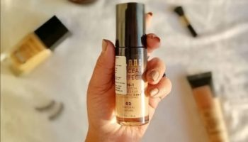 Milani Conceal and Perfect 2 in 1 Foundation (02 Natural)|Review & Swatch