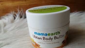 MamaEarth Ubtan Body Butter|Review