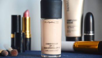 Mac Studio Fix Fluid foundation|Review