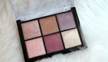 NYX Cosmic Metals Eye Shadow Palette| Review & Swatches