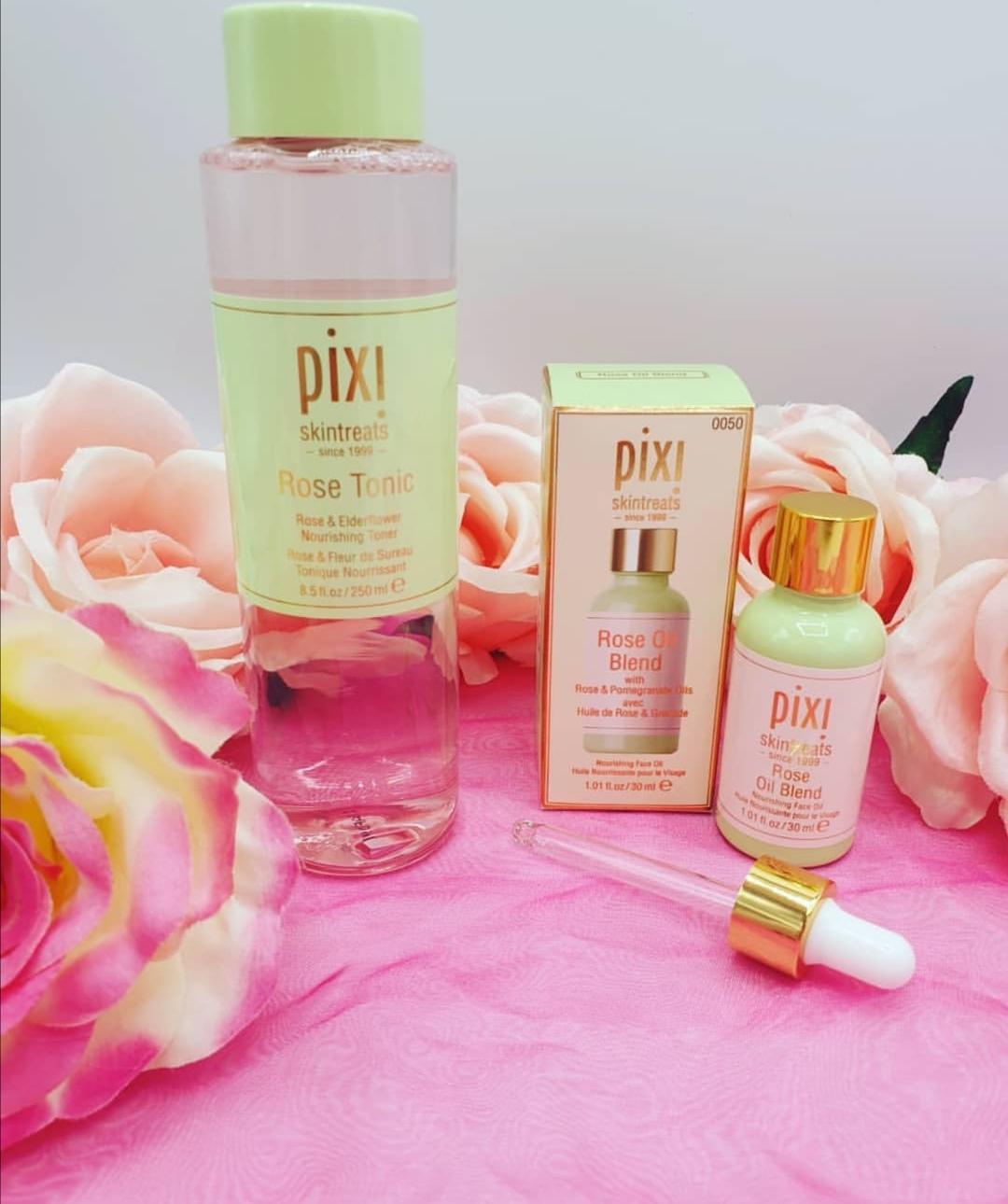 Pixi Rose Tonic & Rose Oil Blend|Review