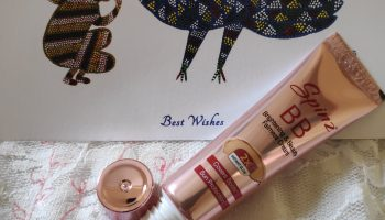 Spinz BB Cream|Review