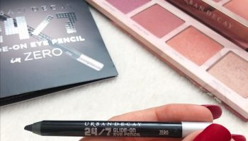 Urban Decay 24/7 Glide On Pencil (Zero)|Review & Swatch