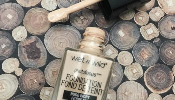 Wet n Wild Photo Focus Foundation (Nude Ivory)| Review & Swatch