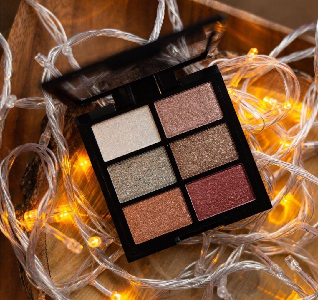NYX Foil Play Eyeshadow Palette