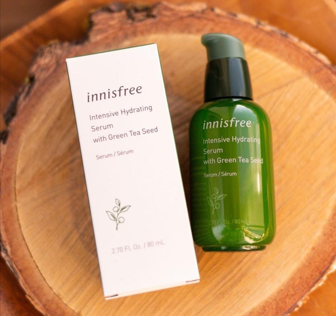 Innisfree Intensive Hydrating Serum|Review