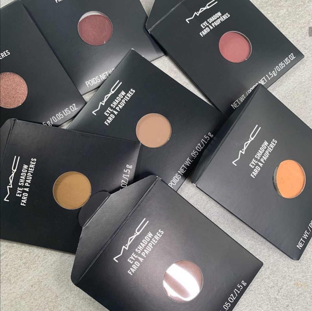 MAC Revamped Eyeshadows More Than Meet The Eyes|Review & Swatches