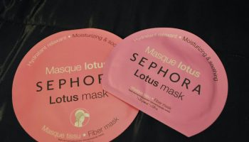 Sephora Sheet Mask|Review