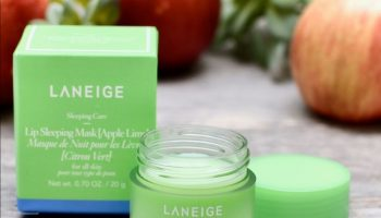 Laneige Lip Sleeping Mask( Apple Lime)| Review