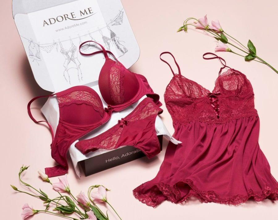 Best 4 Lingerie Subscription Boxes