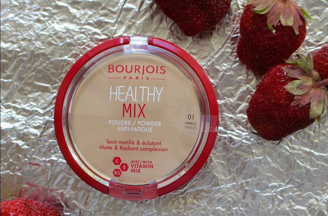 Bourjois Paris Healthy Mix Powder