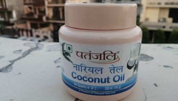 Patanjali Coconut Oil|Review