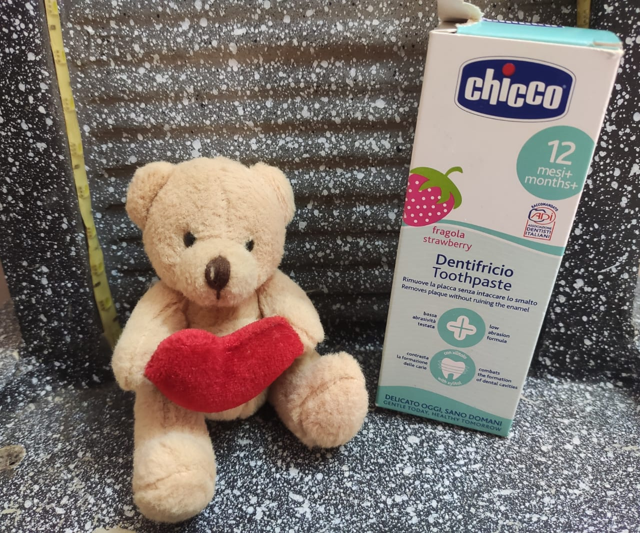 Chicco Dentifricio Baby Toothpaste
