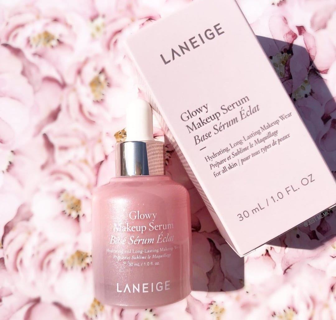 LANEIGE Glowy Makeup Serum| Review