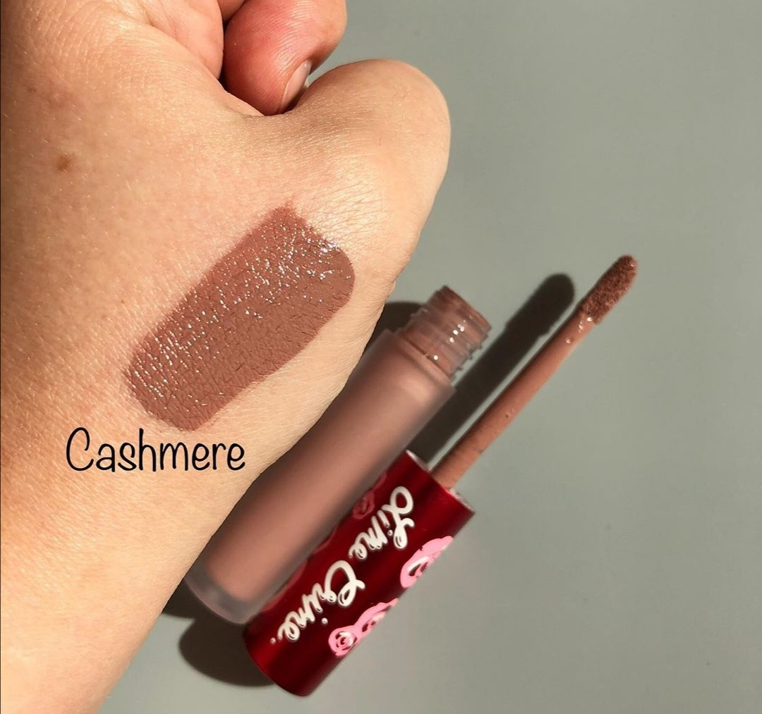 Lime Crime Cashmere