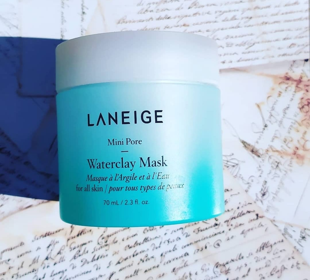 Laneige Mini Pore Waterclay Mask| Review
