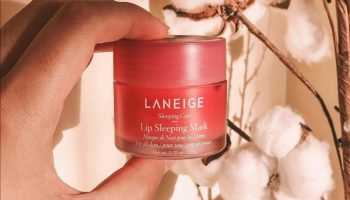 Laneige Lip Sleeping Mask(Grapefruit)| Review