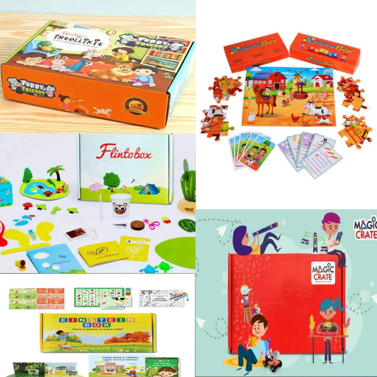 5 Best Subscription Boxes For Kids In India|2020