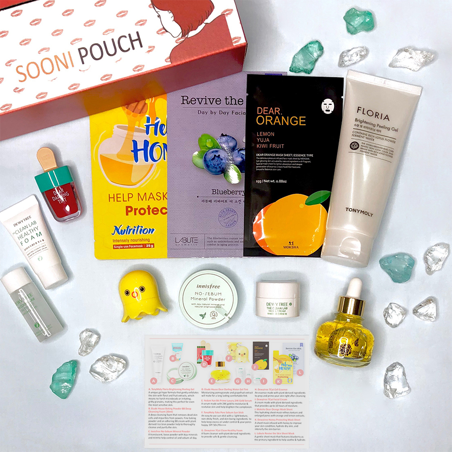 Best 6 Korean Beauty Subscription Boxes